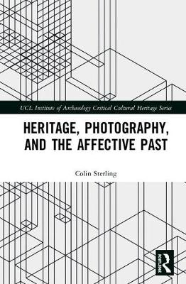 Heritage, Photography, and the Affective.. Cover