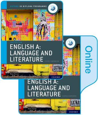 IB English A: Language and Literature: IB English A: Language and Literature Print and Online Course Book Pack