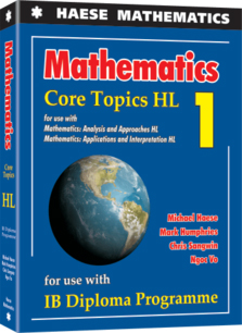 Mathematics: Core Topics HL 2019