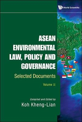 Asean Environmental Law, Policy And.. Cover