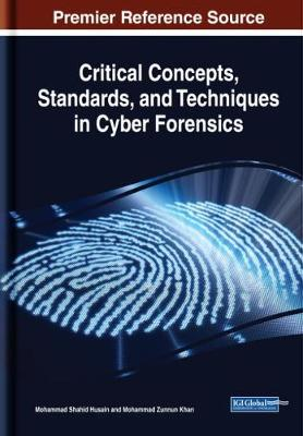 Critical Concepts, Standards, and.. Cover