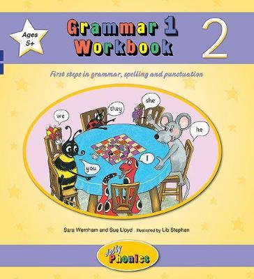 Grammar 1 Workbook 2: In Precursive Letters (British English edition)