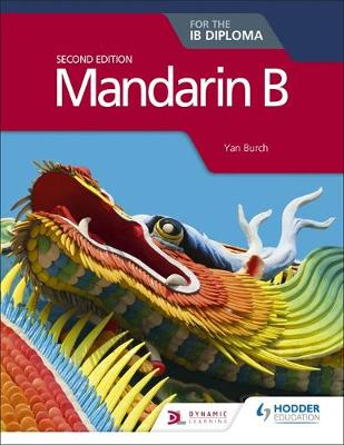 Mandarin B for the IB Diploma Second.. Cover