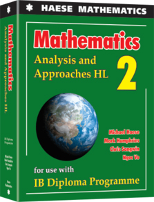 Mathematics: Analysis and Approaches HL