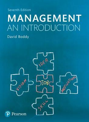 Management:An Introduction Cover