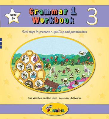 Grammar 1 Workbook 3: In Precursive Letters (British English edition)