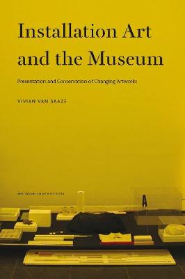 Installation Art and the Museum Cover