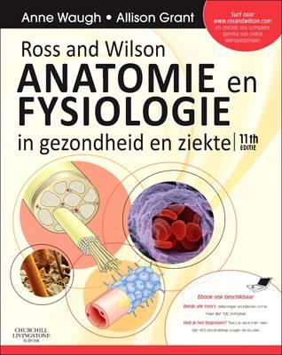 Ross and Wilson Anatomie En Fysiologie.. Cover