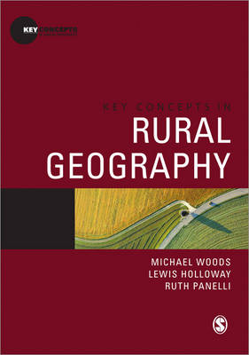 Key Concepts in Rural Geography Cover