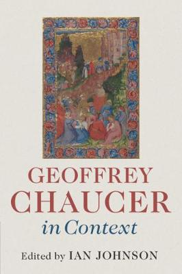 Geoffrey Chaucer in Context Cover