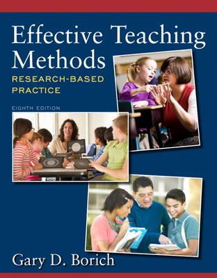 Effective Teaching Methods Cover