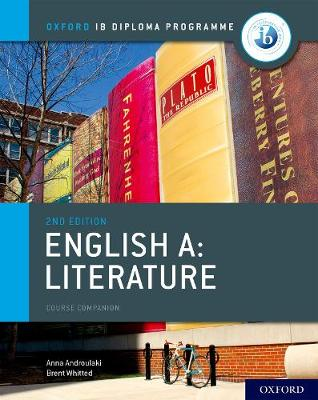 IB English A: Literature: IB English A: Literature Course Book