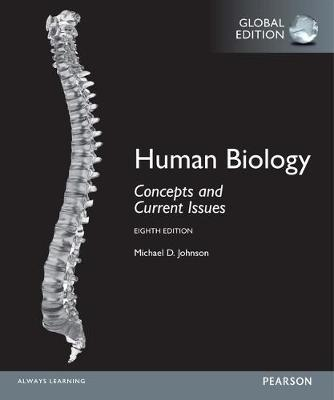 Human Biology: Concepts and Current Issues Plus MasteringBiology with Pearson eText