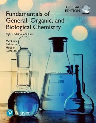 Fundamentals of General, Organic, and.. Cover
