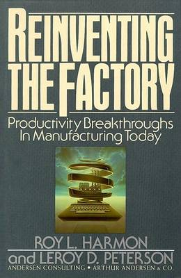 the productivity breakthroughs in manufacturing today