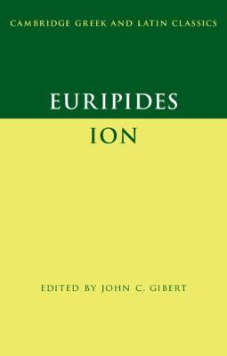 Euripides: Ion Cover