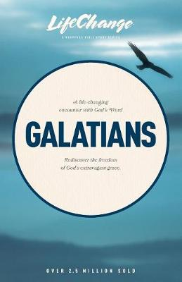 Lc Galatians (17 Lessons): Life Change.. Cover