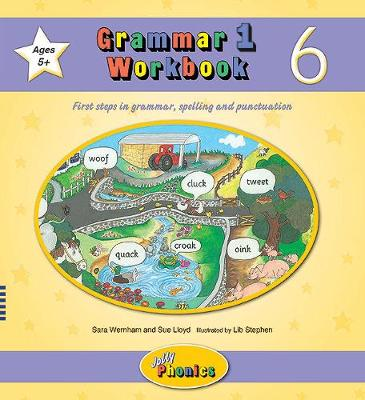 Grammar 1 Workbook 6