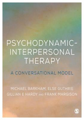 Psychodynamic-Interpersonal Therapy: A.. Cover