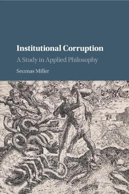 Institutional Corruption: A Study in.. Cover
