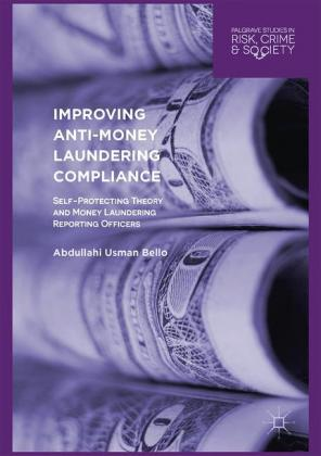 Improving Anti-Money Laundering.. Cover