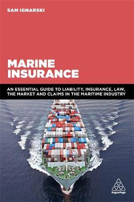 Marine Insurance: An Essential Guide to.. Cover
