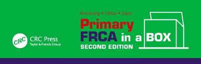 Primary FRCA in a Box, Second Edition Cover