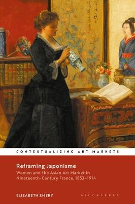 Reframing Japonisme: Women and the Asian.. Cover