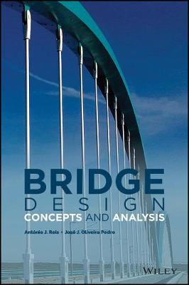Bridge Design: Concepts and Analysis Cover