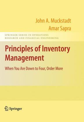 Principles of Inventory Management: When You Are Down to Four, Order More