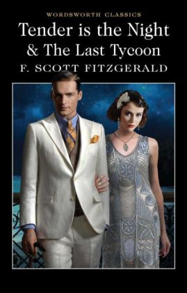 Tender is the Night & The Last Tycoon Cover