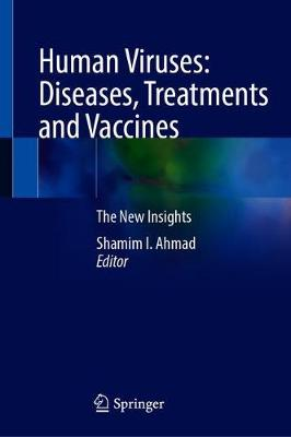 Human Viruses: Diseases, Treatments and.. Cover