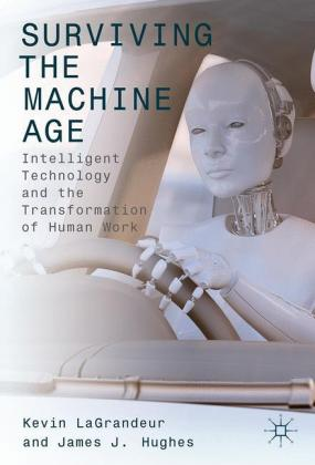 Surviving the Machine Age: Intelligent.. Cover