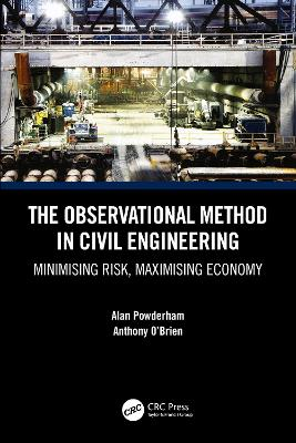 The Observational Method in Civil.. Cover