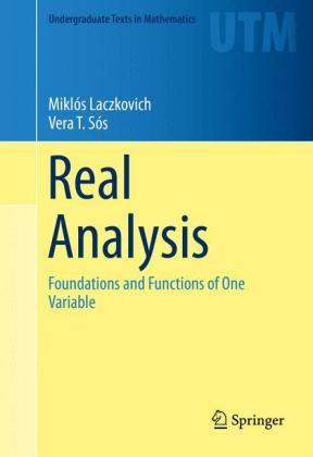 Real Analysis 2015