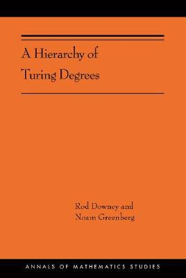 A Hierarchy of Turing Degrees: A.. Cover