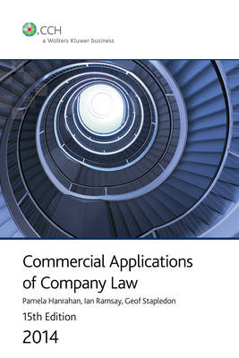 COMMERCIAL APPLICATION OF COMPANY LAW - 2014