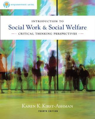 critical thinking in social work Essays - largest database of quality sample essays and research papers on critical thinking in social work.