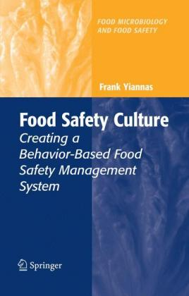 Food Safety Culture: Creating a.. Cover