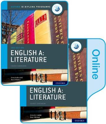 IB English A: Literature: IB English A: Literature Print and Online Course Book Pack