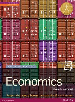 Pearson Baccalaureate: Economics new bundle (not pack)