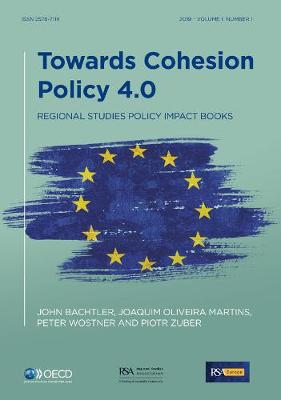 Towards Cohesion Policy 4.0 Cover