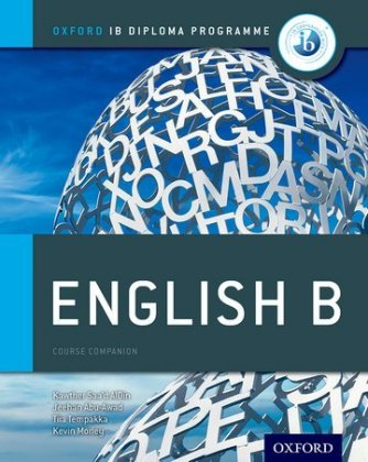 IB English B Course Book Cover
