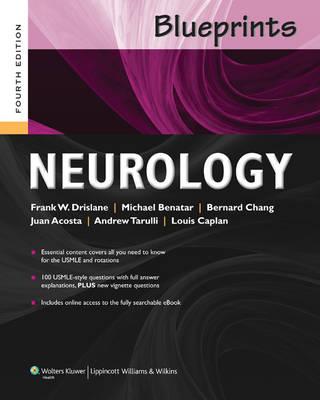 Blueprints Neurology Cover