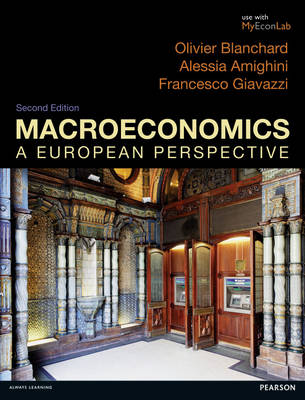 Macroeconomics: a European Perspective Cover