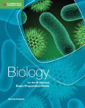 Biology for the IB Diploma Exam.. Cover