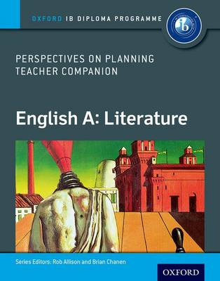 English A Perspectives on Planning: Literature Teacher Companion