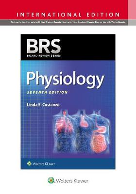 BRS Physiology, 7e Cover