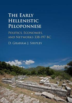 The Early Hellenistic Peloponnese Cover