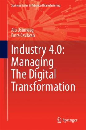 Industry 4.0: Managing The Digital.. Cover
